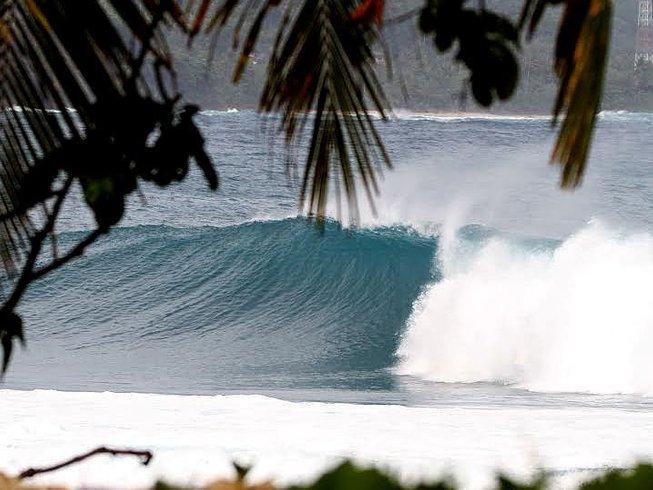 11 Days Exhilarating Surf Camp Sumatra, Indonesia