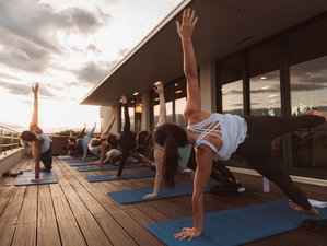8 Day Fitness and Yoga Retreat in Brac, Dalmatian Coast