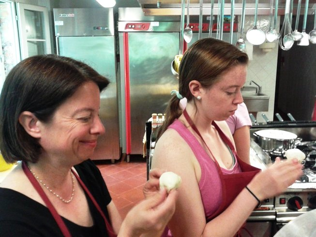4 Days Italian Cooking Vacation in Venice