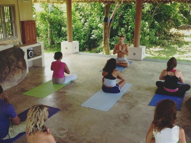 9 Days Rejuvenating Yoga Retreat India