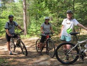 4 Days Mountain Biking Tour in Southwestern Maine, USA