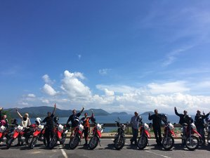 8 Day Mountain to The Sea Guided Motorcycle Tour in Vietnam