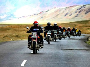 15 Days Extreme Himalaya Zanskar Motorcycle Tour India