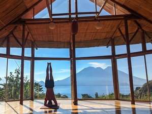 A Week in Paradise: Yoga, Fitness, and Cleanse Retreat New Year's Edition in Tzununa, Lake Atitlan