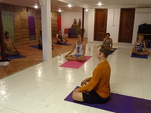 8 Days Qigong and Yoga Retreat in Cambodia