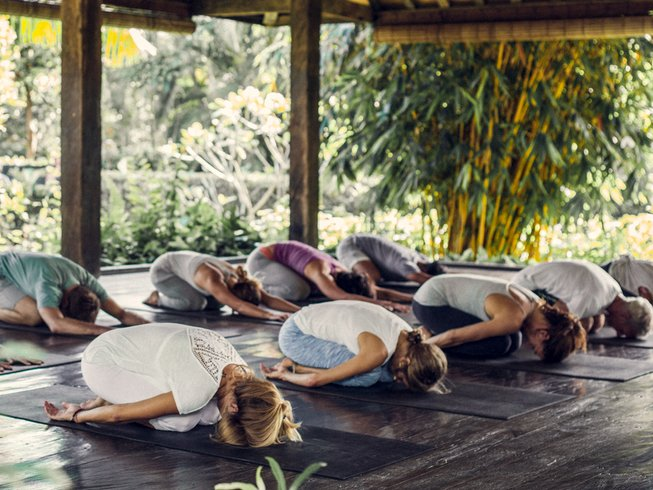 8 Days Pilates and Yoga Retreat in Bali