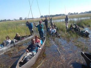 5 Days Mokoro / Canoe Trip in Okavango Delta, Botswana