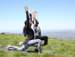4 jours en retraite de yoga et pleine conscience à l'air frais de la montagne à Arreau, Pyrénées
