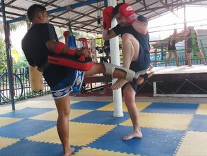 3 Months Affordable Muay Thai & Western Boxing in Phetchabun, North Thailand