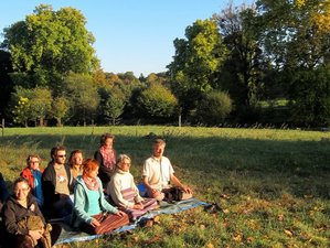 8 Days Mindfulness Meditation Yoga Retreat France