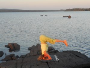 5-Daagse Relaxte Yoga Retraite in Maine, VS