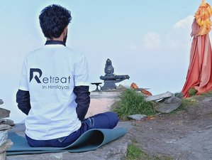 7 Days Meditation and Yoga Retreat in the Himalayas, India