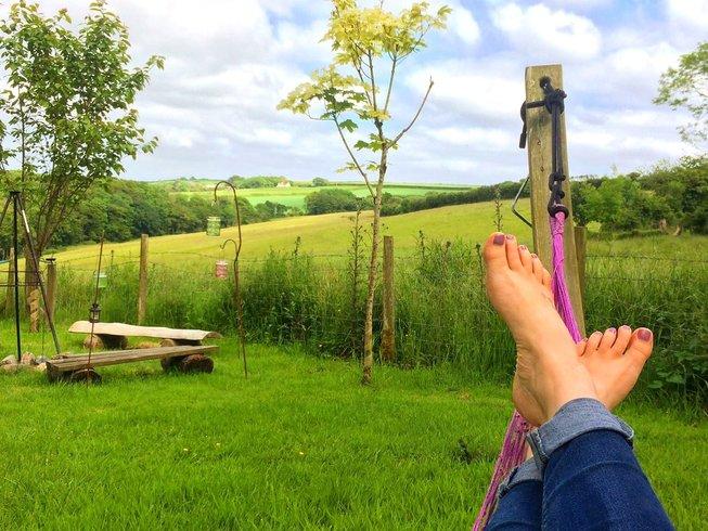 4 jours en retraite de yoga pour briller dans les Cornouailles, Grande-Bretagne