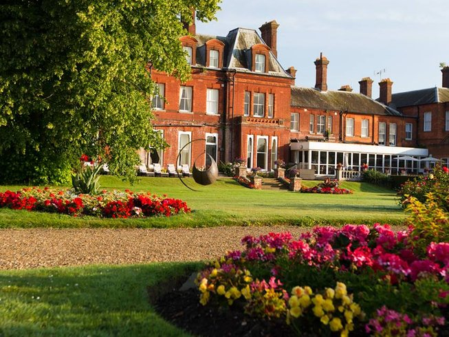 3 Days Luxury Champneys Forest Yoga Retreat UK