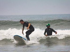 6 Days Guided Surf Camp Morocco
