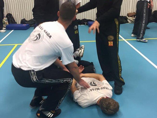 6 Days Speed Practitioner-Level Krav Maga Camp in Israel