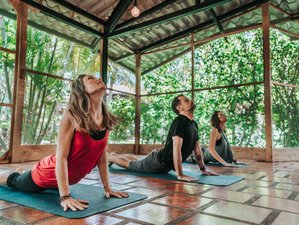 7 Day Recharge and Rebalance Retreat with Yoga and Meditation in Playa Lagartillo, Guanacaste