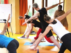 5 Days 50 Hours Yoga Teacher Training in the Netherlands: Block 4