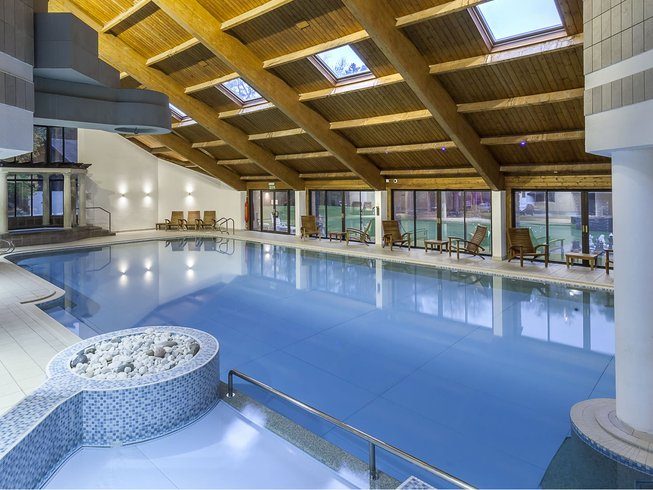 4 Days Juice, Spa, and Yoga Retreat in England