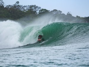 8 Tage erfüllendes Surfcamp auf Bastimentos, Panama