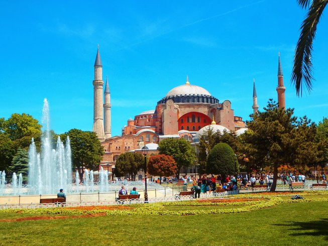 12 Days Special Culture Culinary Vacation in Turkey