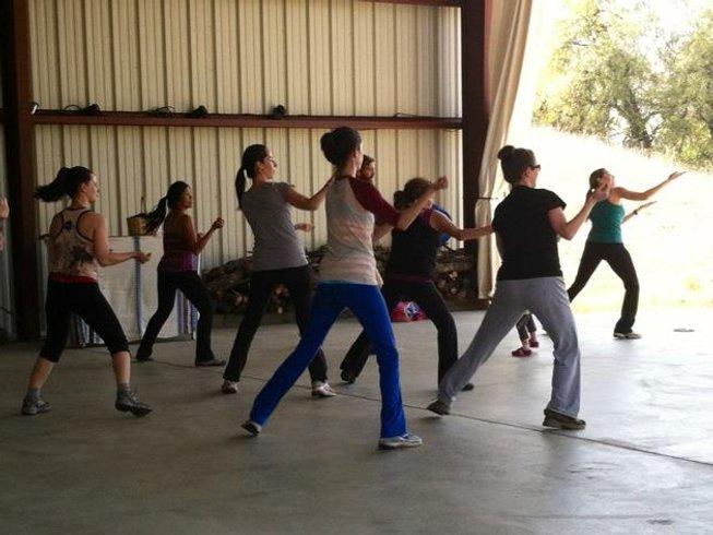 5 Tage Neujahrs Pilates, Yoga, und Meditation Retreat in Kalifornien, USA