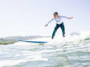 7 Day Coed Surf and Yoga Camp in Santa Teresa