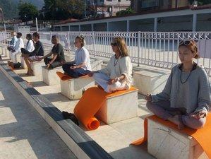 70 Days 500-Hour All-Level Yoga Teacher Training in Rishikesh, India