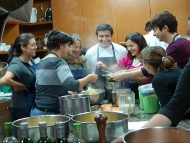 2 Weeks Cooking Holidays in Buenos Aires, Argentina