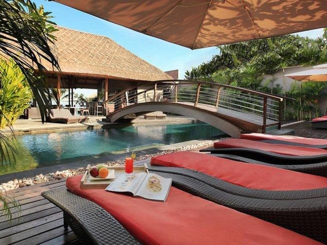 4 Days Luxury Surf and Yoga Retreat in Nusa Lembongan, Indonesia