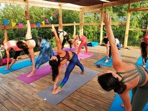 8 Days Aloha Girls Surf and Yoga Retreat in Lisbon, Portugal