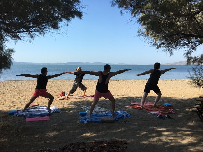 8 Days Pilates, Hiking, and Yoga Retreat in Greece
