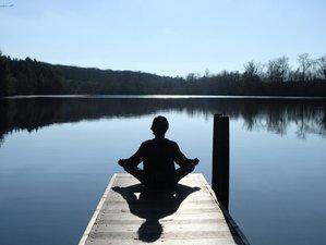 5 jours en stage de yoga somatique et méditation dans le Perche, France