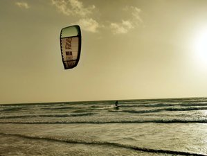 4 Days Private Kitesurf Camp and Yoga Retreat in Tarifa, Spain