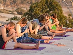 8 Days Cultural Immersion Yoga and Meditation in the Downtown Retreat in Taghazout, Morocco