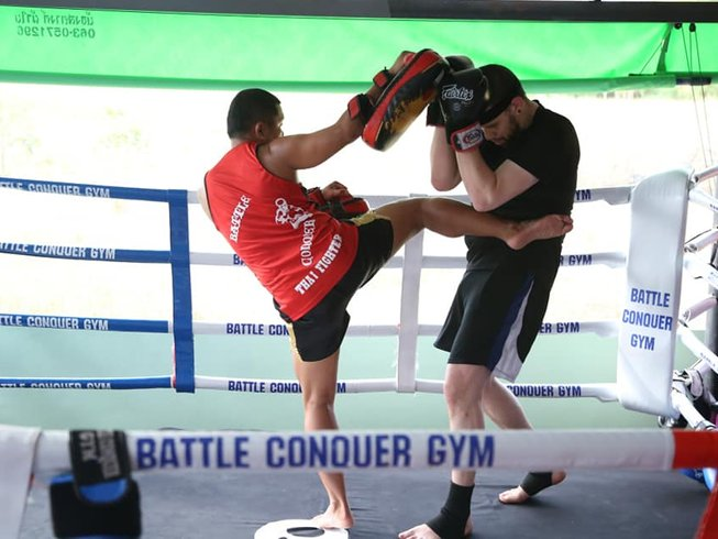 on sale 78acc 3b544 30 Days Muay Thai, Weight Loss and Detox, Western Boxing, and Fitness Camp  in Phetchabun, Thailand - BookMartialArts.com