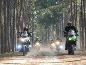 3 Days Mae Hong Son Loop Motorcycle Tour in Thailand