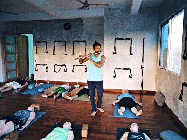 4-Daagse Revitaliserende Persoonlijke Yoga Retreat in Tulum, Mexico