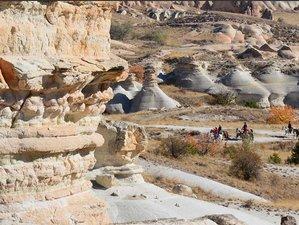 8 Day Cappadocia Discovery Horseback Riding Holiday with Trekking and Natural Horsemanship in Turkey