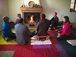 3 días de retiro de yoga y meditación en el Pirineo Navarro