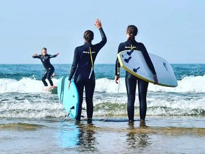 6 Day Surf Camp at Click Surf for All Levels in Aourir, Agadir