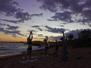 4 Tage Wochenend Yoga Urlaub in Puerto Rico, USA