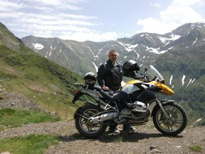 2 Days Private Guided Motorcycle Adventure in Transylvania, Romania