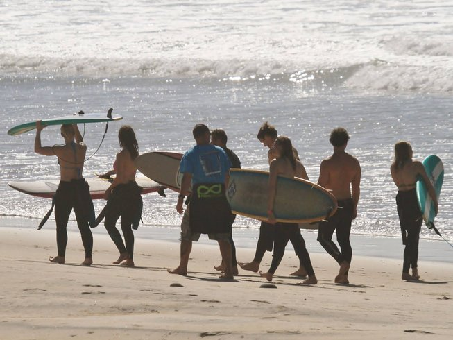 8 Days Exciting Surf Camp in Sao Torpes, Sines, Portugal