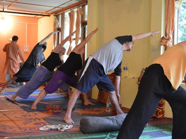 27 Days 200-Hour Yoga Teacher Training India