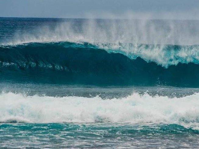29 Days Budget Surf Camp Philippines