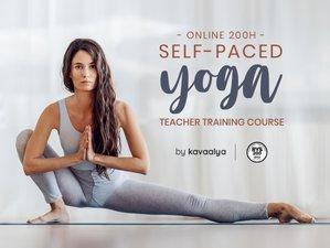 Self-Paced 200-Hour Online Hatha and Ashtanga Vinyasa Yoga Teacher Training Course
