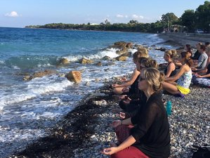 5 Days Spa, Wine Tasting, and Yoga Holiday in Xylokastro, Greece