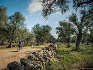 8 Days Self-Guided Cycling Tour in Salento, Italy