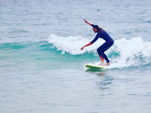 6 Days Intensive Surf Course in Cantabria, Spain